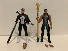 Marvel Legends Walgreens exclusive lot Punisher and Namor