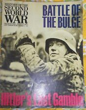 PURNELL'S HISTORY OF SECOND WORLD WAR, Vol.6, No.3. HITLER'S LAST GAMBLE
