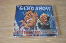 Die Gerd Schow - Der Steuersong (las kanzlern)