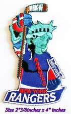 NEW  New York Rangers Hockey NHL Sport Patch Logo Embroidery Iron,Sewing on