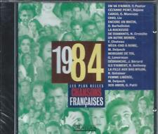 CD Les plus belles chansons Françaises 1984 NEUF sous cellophane