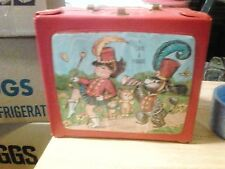 I LOVE A PARADE  LUNCHBOX VINYL. WITH THERMOS AND INSERT