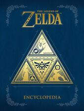 Art Book: Legend of Zelda Encyclopedia new english hardcover collectible