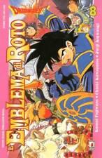 manga STAR COMICS DRAGON QUEST - L'EMBLEMA DI ROTO numero 8