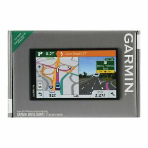 "New Garmin Drivesmart 71 EX with Traffic ~ 6.95"" Screen ~ Bluetooth"