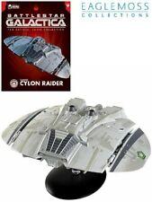 Eaglemoss Battlestar Galactica Classic Cylon Raider Ship Replica New In Stock