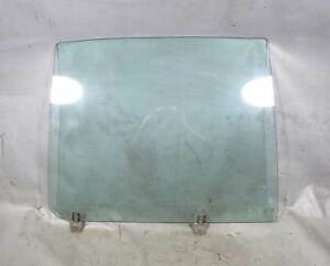 BMW E23 7-Series Factory Right Rear Passengers Door Window Glass 1979-1987 USED