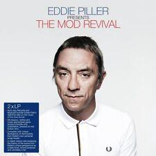 "Eddie PIllar Presents the Mod Revival - Various Artists (12"" Album Coloured Vi"