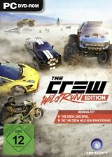 The Crew - Wild Run Edition PC New+Boxed