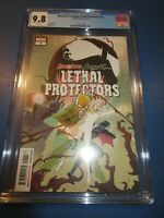 Absolute Carnage Lethal Protector #1 CGC 9.8 NM/M Gorgeous Gem Wow