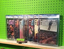 Image Comics The Walking Dead 100 Variant Set of 7 CGC 9.8 First Negan Lucille