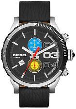 Diesel Double Down Black Quartz Analog Men's Watch DZ4331