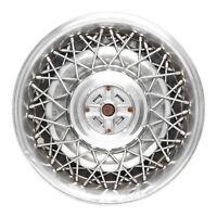 "OEM 15"" Diameter Wire Wheel Cover Hubcap Fits Buick 1991-92 Roadmaster 10201267"