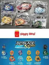 Mcdonald'S 2020 Beyblade Burst - Complete Set Of 6 Toys. On Hand