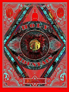 BLUNT GRAFFIX Holy Mountain Limited Edition Print