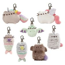 Gund 4060980EU Pusheen the Cat Surprise Plush Keyring Series 6 Magical Kitties