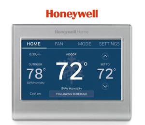 Honeywell Home RTH9585WF1004 Wi-Fi Smart Color Thermostat, 7 Day Programmable