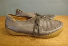 Mens Camper Shoes Brown Lace Ups Size 43 Eur 9 UK Leather Used