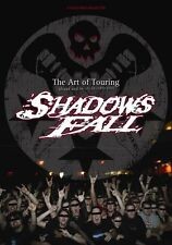 Shadows Fall - The Art of Touring Live Performance DVD NEW