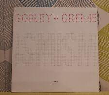 GODLEY & CREME - Ismism [Vinyl LP,1981] Dutch Import 2442 193 Synth Pop *EXC