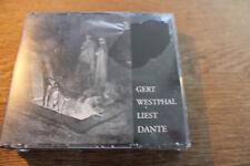 Dante Alighieri - Comedia (Nachdichtung) [2 CD Box] NEU   Gert Westphal