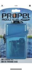 Shoreline Marine Propel Paddle Gear Kayak / SUP Dry Storage Box / Case w/Lanyard