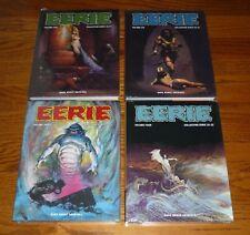 Lot of 4 Eerie Archives Volumes 3,4,5,6 SEALED, Warren, Dark Horse, hardcovers