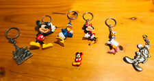 Disney Keyrings Mickey Mouse Minnie Mouse Donald Duck Daisy Duck