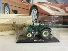 ATLAS EDITIONS - TRACTOR COLLECTION - MAN 4TL - 1/32 SCALE MODEL TRACTOR