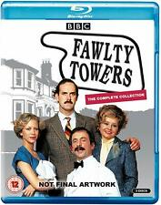 Fawlty Towers - The Complete Collection [Blu-ray] *NEU* [Region Free]