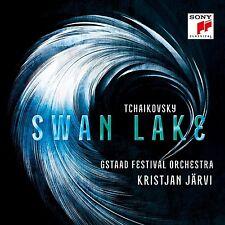 SWAN LAKE-BALLET MUSIC ARR.BY KRISTJAN JÄRVI  CD NEU TSCHAIKOWSKY