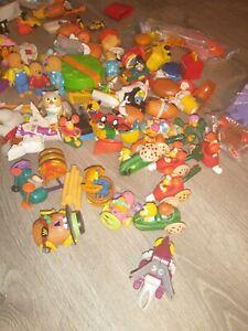100+ Vintage Mcdonalds Happy Meal Toys, etc 80s 90s Transformers Disney Moon