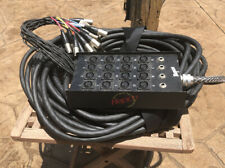 Rapco Horizon Company 16 Channel 4 Return 100' Cable Stage Snake