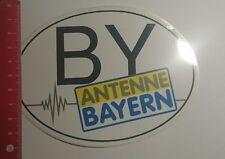 Aufkleber/Sticker: BY Antenne Bayern (28011744)