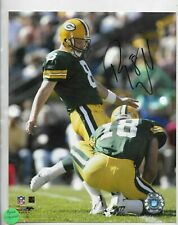 RYAN LONGWELL SIGNED AUTO 8 X 10 PICTURE - GREEN BAY PACKERS NO C.O.A  (L)