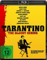 Tarantino - The Bloody Genius Blu-ray NEU VÖ 16.01.2020