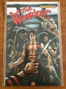 THE WARRIORS #4 OFFICIAL MOVIE ADAPTATION DYNAMITE COMICS 2010 RARE - NM