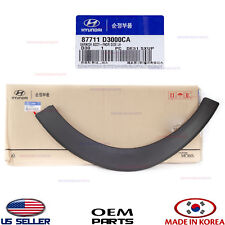 FRONT FENDER WHEEL MOLDING LEFT GENUINE!!! HYUNDAI TUCSON 2016-2018 87711D3000CA