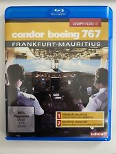 Cockpit Flüge 3D Blu-Rays, B767, B747, Legenden der Luftfahrt, alle top Zustand