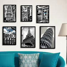 Famous Landscapes Canvas Poster Nordic Art Print Modern Home Wall Decor