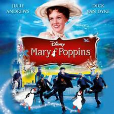 Mary Poppins Disney Soundtrack - NEW CD (Sealed) Julie Andrews,  Dick Van Dyke