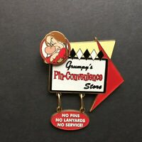 WDW - Trade City, USA - Grumpy's Pin-Convenience Store LE 250 Disney Pin 76902