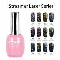 RS Nail UV LED Gel Nail Polish Varnish Soak Off Laser Gel Colour 15ml