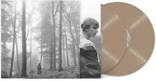 Taylor Swift - Folklore [New Vinyl LP] Explicit, Beige, Colored Vinyl, Gatefold