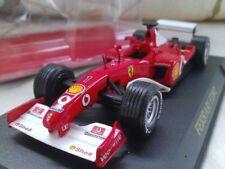 Voiture de courses miniatures 1:43 sur Michael Schumacher