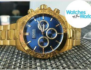 HUGO BOSS IKON WATCH & BOX 100% GENUINE 1513340 😍😙 NEW & WARRANTY