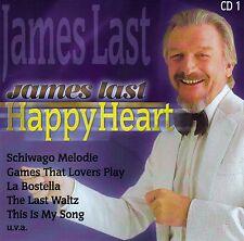 JAMES LAST : HAPPY HEART VOL. 1 / CD (POLYDOR 544 111-2) - TOP-ZUSTAND