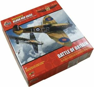 AIRFIX 1500 Blood Red Skies Tactical tabletop air combat game for 2 players +