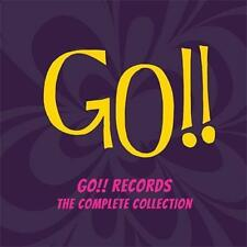 GO RECORDS The Complete Collection VARIOUS ARTISTS 4 CD DIGIPAK NEW