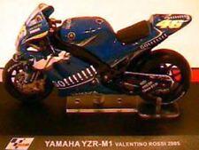 MOTO BIKE GP YAMAHA YZR-M1 VALENTINO ROSSI 2005 1/24 EME MOTOGP RACE CASTROL